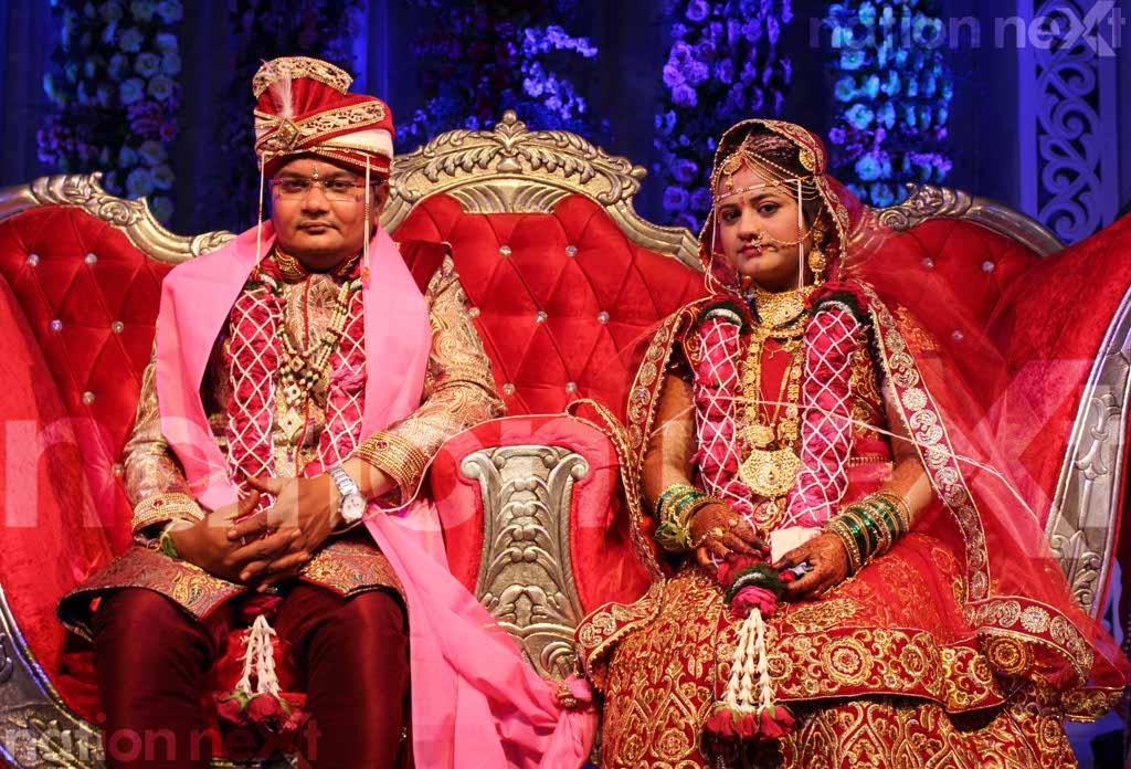 Nagpur's popular radio jockey RJ Rajan's sister Kavita Alone recently tied the knot with Jagdish Kudawale at Naivedhyam Eastoria, Nagpur.