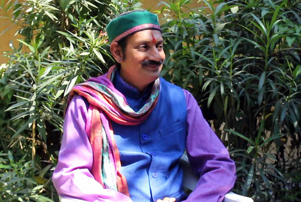 In an interview with Nation Next, Prince Manvendra Singh Gohil speaks about his life as India's openly gay prince, his struggles and section 377.