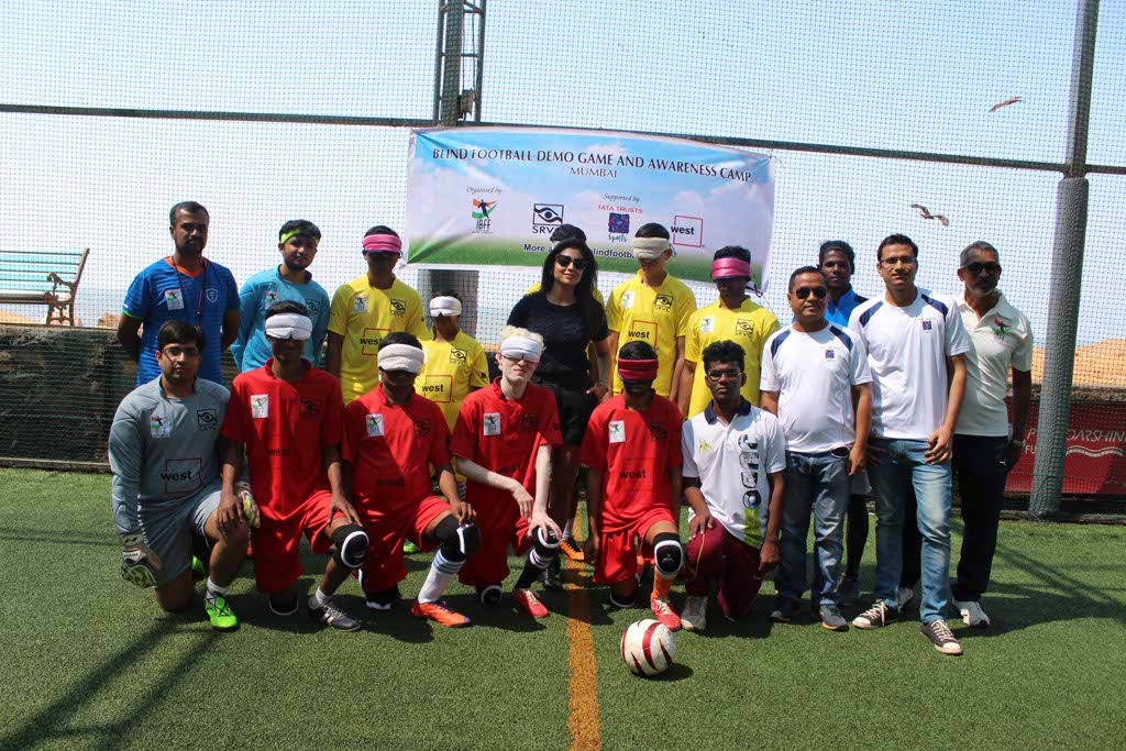 Indian Blind Football Federation