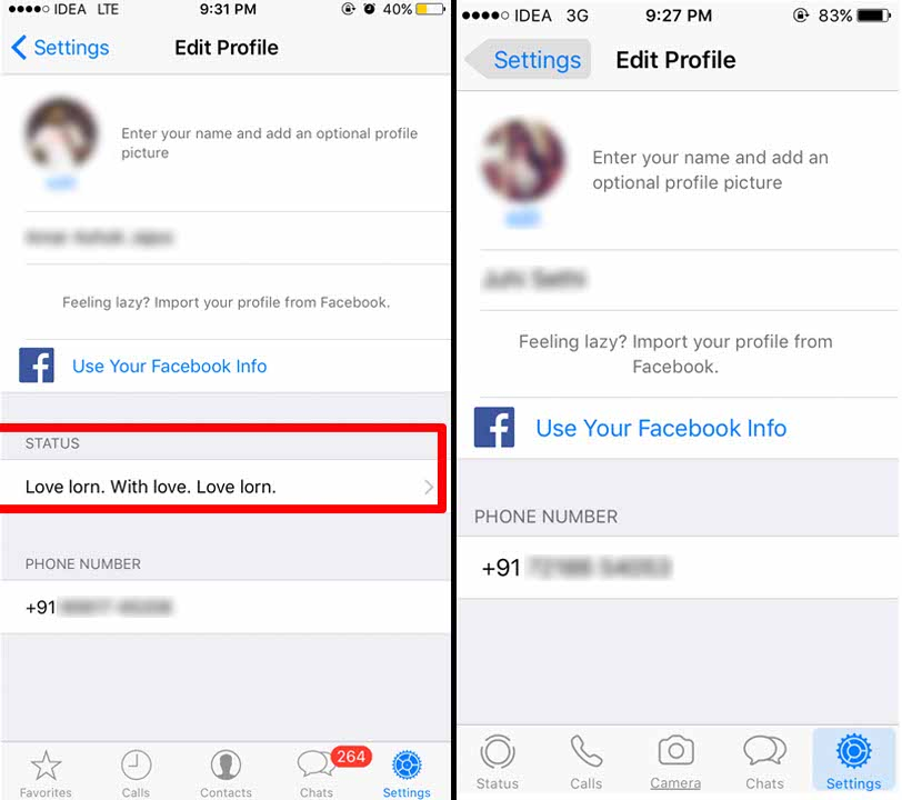 WhatsApp rolls out a new status update feature, gets trolled