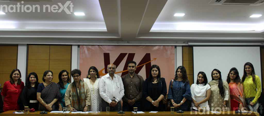 The Entrepreneur forum of VIA on the occasion of International Women's Day organised a do to acknowledge the achievements of Nagpur women entrepreneurs.