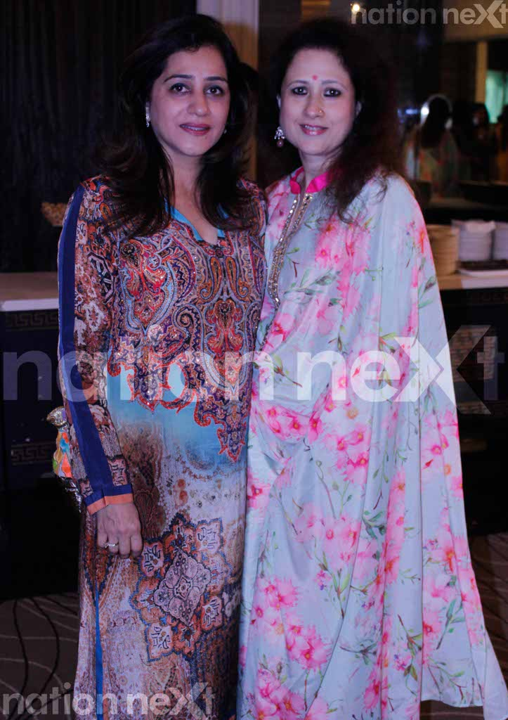 Glowing mommy-to-be Sneha Vastani's baby shower was a candid affair as guests let their hair down at Hotel Centre Point in Nagpur.