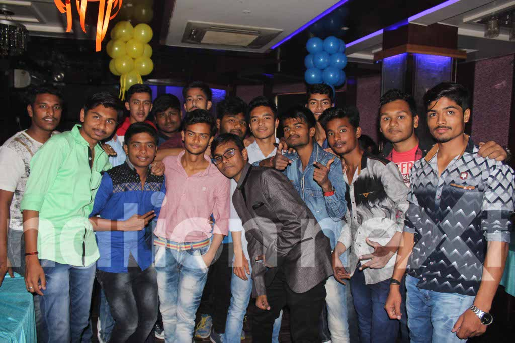 Music, dance and nostalgia marked the farewell of students from Department of Computers of Nagpur Polytechnic College, held at Laggunaa Bloo, Nagpur