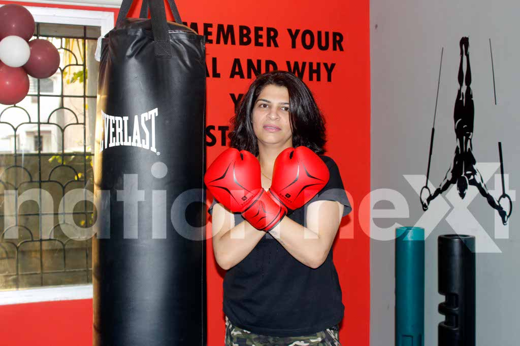 Fitness enthusiasts couldn't stop raving about the recently launched Nujster Fitness Studios in Nagpur