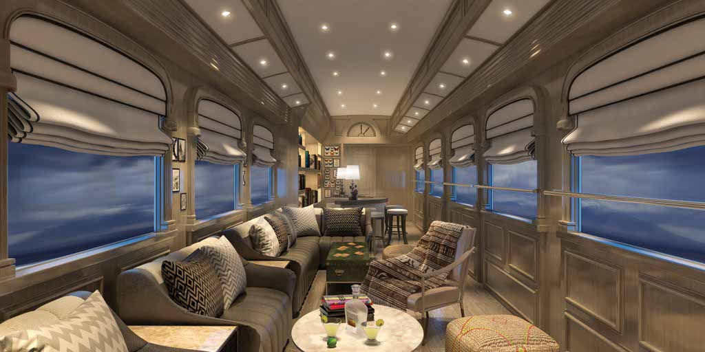 Six times you can ditch your first class journeys for these classic luxurious train journeys