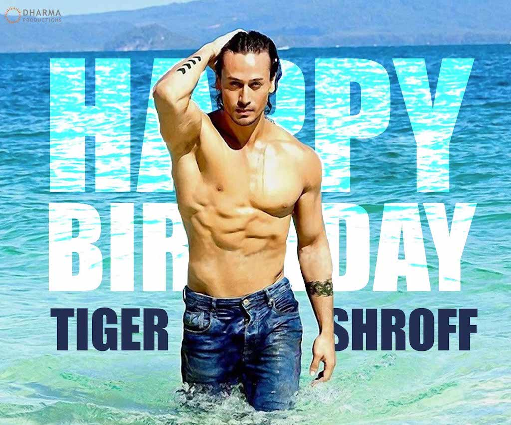 Ram Gopal Varma took to twitter on Tiger Shroff's birthday to bully him by calling him a 'bikini babe' and telling him that he should learn from his father.