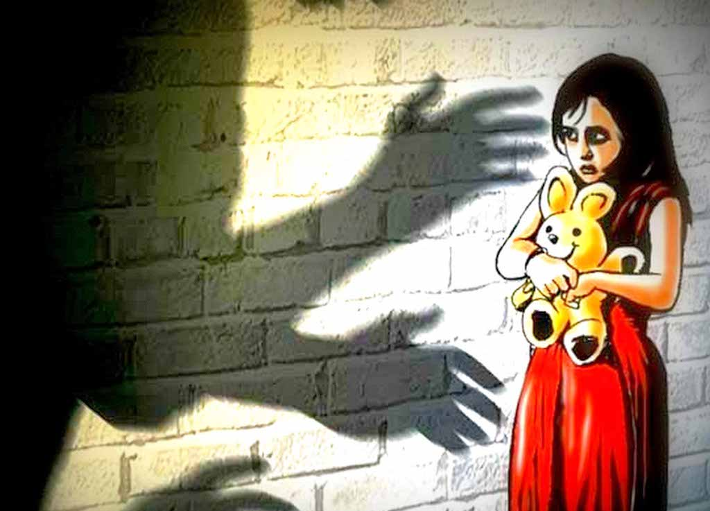In a horrifying incident, a man raped two minor girls, one 4-year-old and another 6-year-old, in Nagpur's Lakadganj area on Tuesday night.