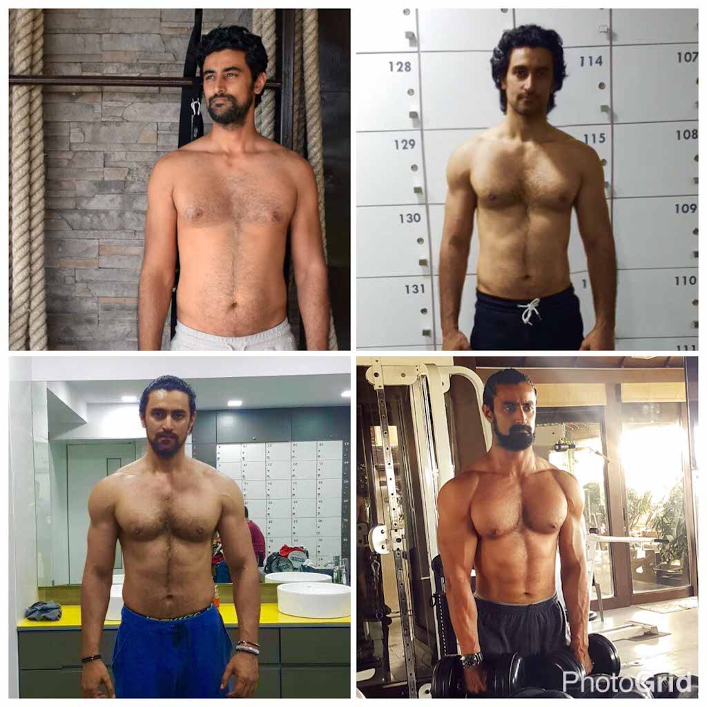 Rang De Basanti actor Kunal Kapoor amazed his fans one more time when recently he tweeted a picture of his massive transformation!