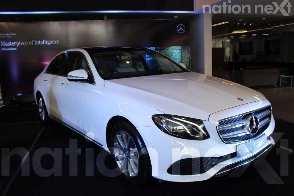 Mercedes-Benz E-Class- Suyash Sethiya (2)