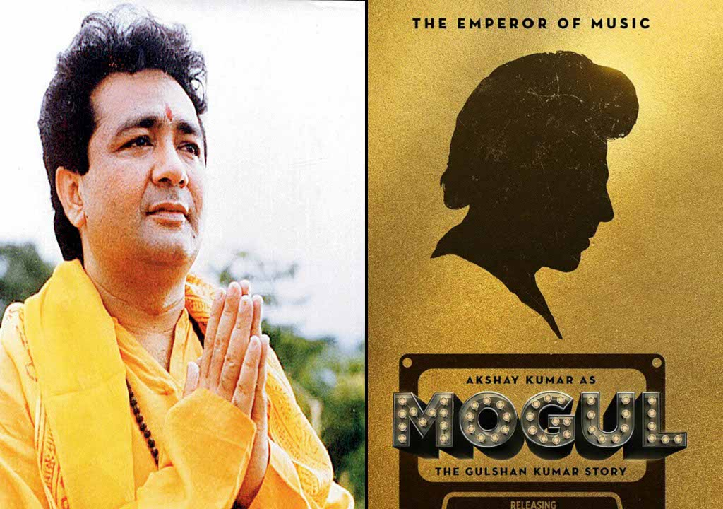 Mogul is an upcoming biopic based on the late owner of T Series music label Gulshan Kumar who was shot dead in Mumbai on August 12, 1997.