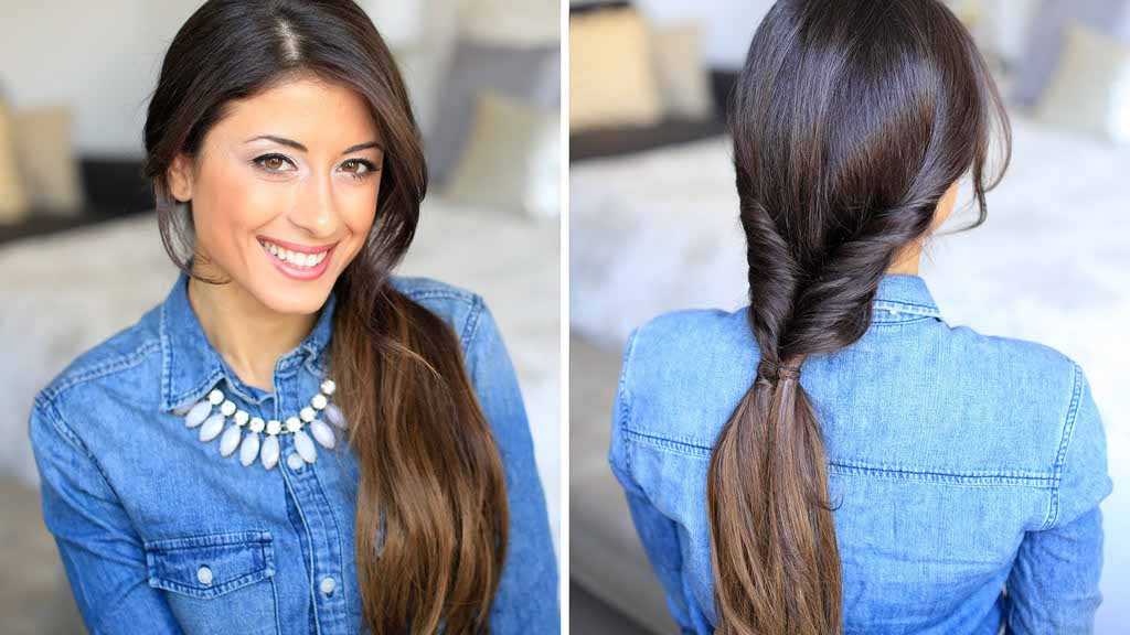 Make everyday a good hair day with these simple hair dos!