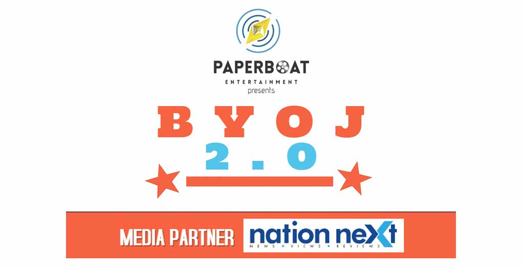 Paperboat Entertainment is now all set to host the open mic night 'BYOJ 2.0: Bring Your Own Jokes' in association with Nation Next as the media partner.