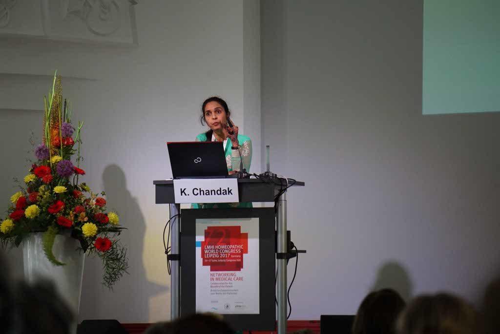 Dr Kavita Chandak