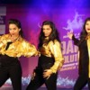 Sayali Choudhary along with her group performing at Dance Evolution VII organised at Deshpande Hall by Manch and D2F