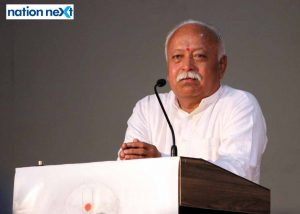 RSS chief Mohan Bhagwat surprised everybody after he joined Twitter as last year Bhagwat had declared that he'd never join social media.