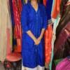 Dr Shivani Deshpande during the 19th anniversary of Rag's Boutique at Ramnagar, Nagpur