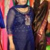 Naina Wakhare during the 19th anniversary of Rag's Boutique at Ramnagar, Nagpur