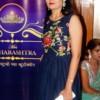 Anurita Dholakiya during Mrs Maharashtra 2017 auditions at The Pride Hotel in Nagpur
