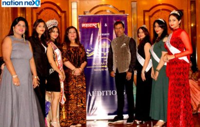Nagpur's yummy mummies reveal their chic side at Mrs Maharashtra 2017 auditions