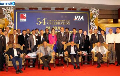 Vidarbha Industries Association (VIA) celebrates its 54th Foundation Day in Nagpur