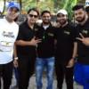 Pavan Gahukar, Avanti Jain, Niket Chauhan, Abhimanyu Kalra and Ratnesh Trivedi during VPA Marathon held at Nagpur