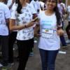 Sakshi Ahuja and Akshata Kaushik during VPA Marathon held at Nagpur