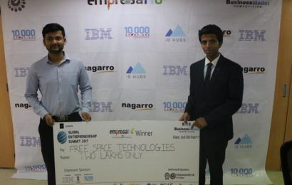 Turn your business idea into reality at IIT Kharagpur's Empresario 17-18