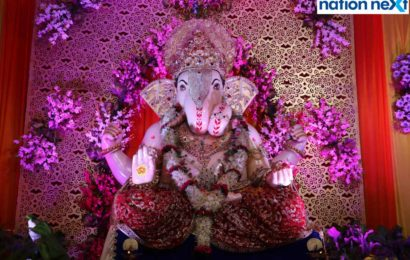 Nagpurians celebrate Ganesh Chaturthi with great religious fervour during Mahaprasad by N Kumar