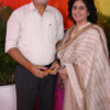 Madhu and Leena Rughwani during Mahaprasad organised by N Kumar at Poonam Chambers, NagpurMadhu and Leena Rughwani during Mahaprasad organised by N Kumar at Poonam Chambers, Nagpur