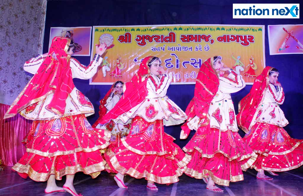 Nagpur Gujarati Samaj recently organised 'Sharadutsav 2017' to celebrate the occasion of Sharad Purnima at Gujarat Bhavan, Nagpur.