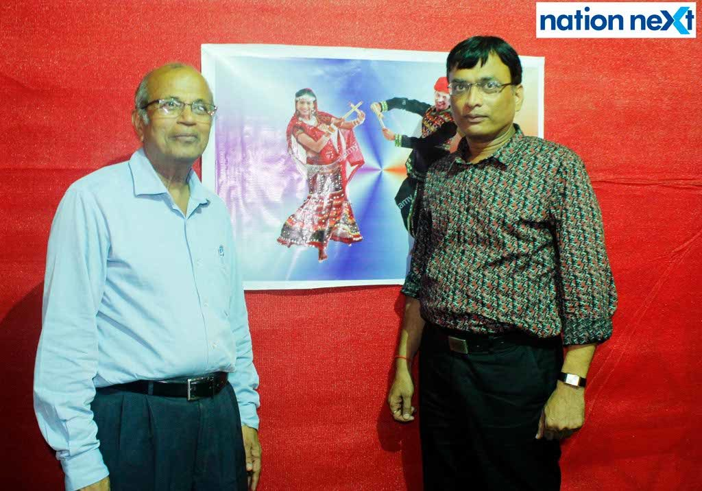 08-10-17-Praful Doshi and Rajesh Shah-Gujrati Samaj Garba-Gujrat Bhawan-Himanshu Pal (1)