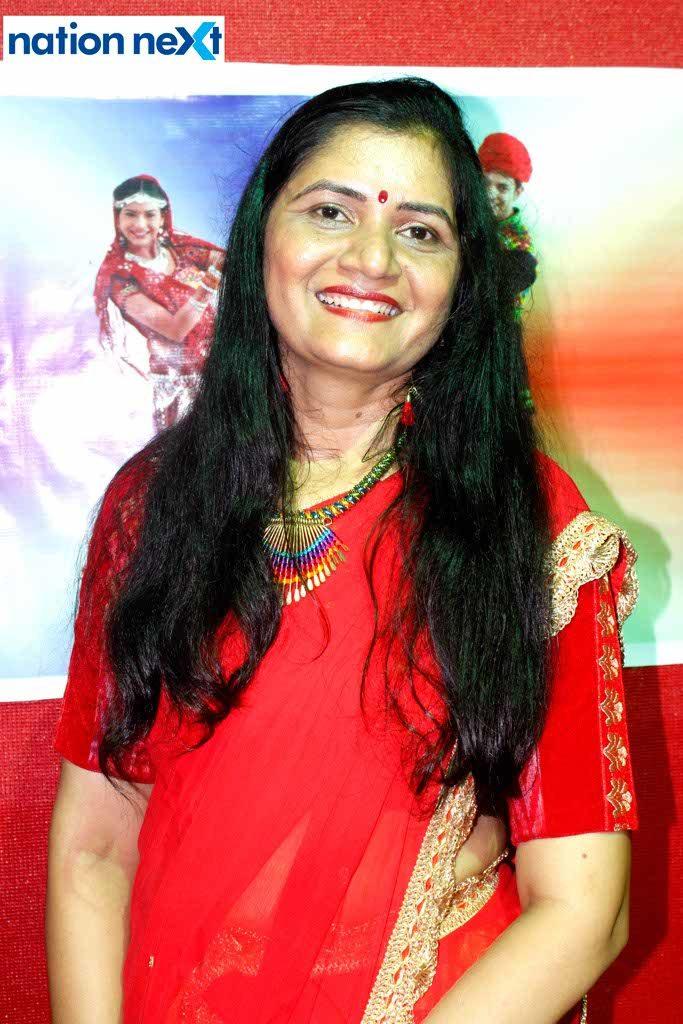 08-10-17-Veena Talavia-Gujrati Samaj Garba-Gujrat Bhawan-Himanshu Pal (2)