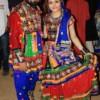 Mayur and Priya Gurao at Dhamaal Dandiya by Sankalp