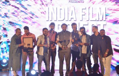 Nagpur team wins awards for its two short films at India Film Project in Mumbai