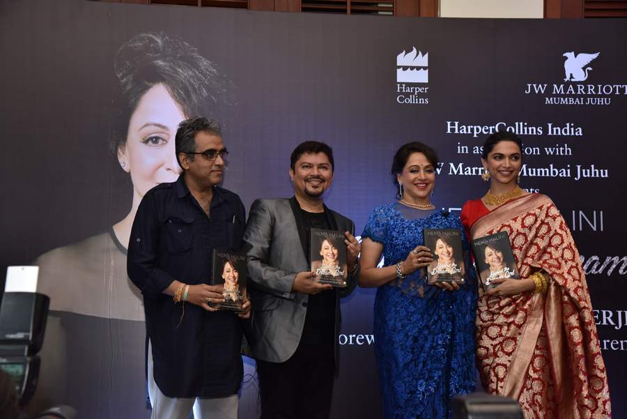 India's first Power Brand Film Journalist, noted author and producer Ram Kamal Mukherjee talks about his latest biography Hema Malini: Beyond The Dreamgirl.