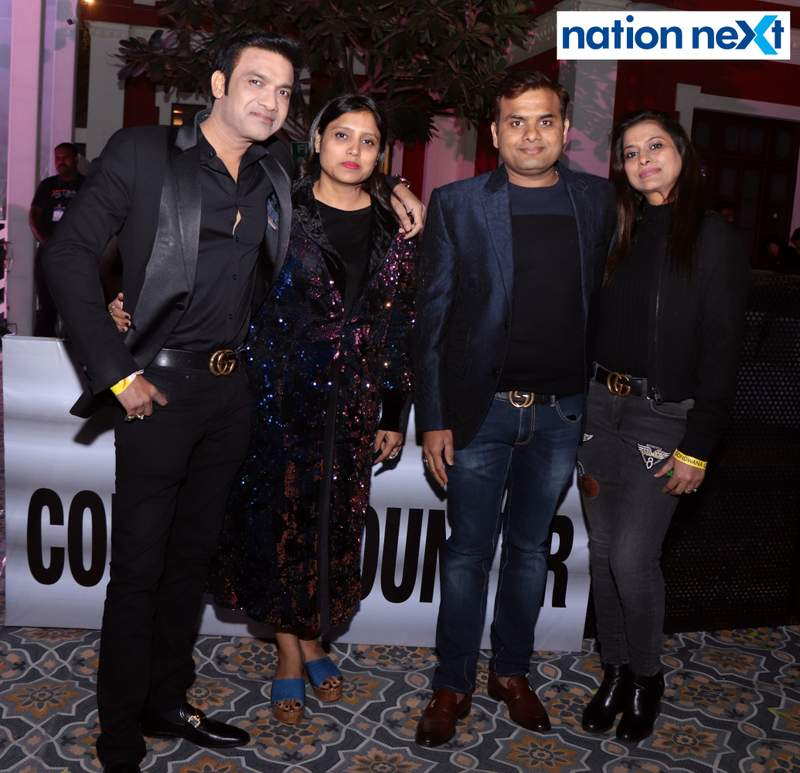 Gondwana Club New Year bash was one of the most happening bashes in Nagpur where the city's who's who came in full attendance.