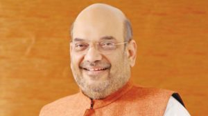 BJP chief Amit Shah would be addressing a huge public rally today afternoon at East Nagpur for the party's Lok Sabha candidate Nitin Gadkari.