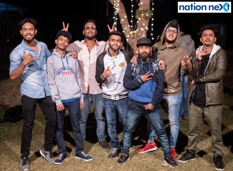 Budding musicians recently regaled Nagpurians with their soulful compositions at 'Unheard Originals 2.0,' which was held at VNIT campus.