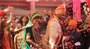 Patidar leader Hardik Patel tied the nuptial knot with Kinjal Parikh on January 27 in a simple wedding ceremony in Surendranagar district of Gujarat.