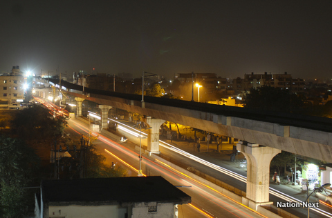 Nagpur Metro rail is soon going to make two of its routes operational by February end, which would be a total stretch of 19 kms.