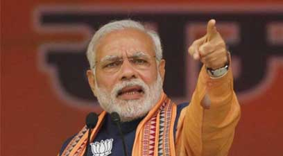 PM Modi on his twitter account on Monday said that he is thinking of giving up his social media accounts on the coming Sunday.