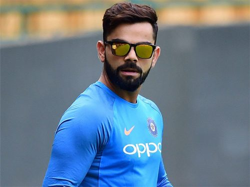 Indian cricket team captain Virat Kohli became the fastest batasman to score 20,000 international runs by breaking Sachin Tendulkar and Brian Lara's record.