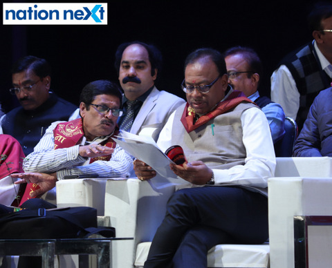 Students across Nagpur presented their innovative ideas through projects and presentations during Hackathon, an initiative under Mayor Innovative Award.