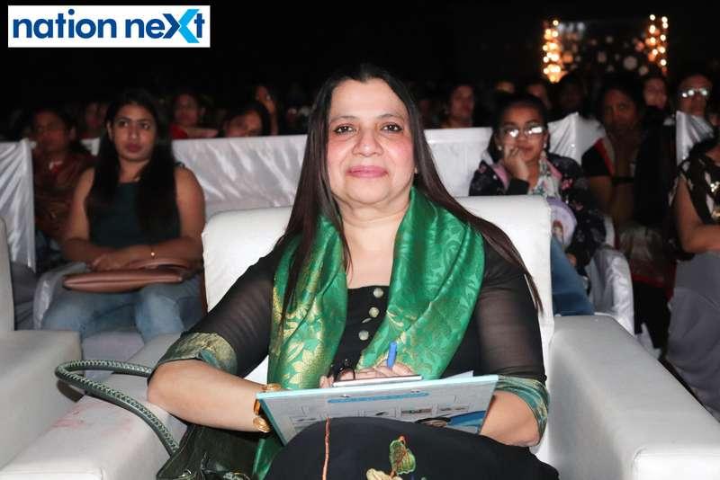 Mahima Jaipur at the IFT Fashion Carnival held in Nagpur