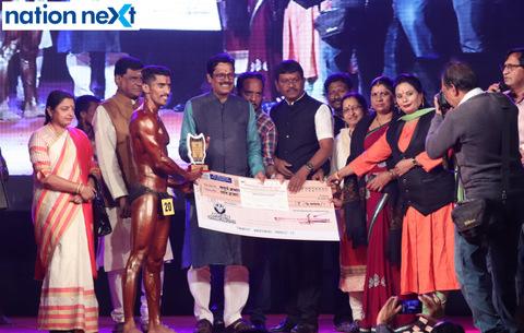 Bodybuilders across Vidarbha flaunted their chiseled bodies at Mayor's Cup Vidarbha-level Bodybuilding Championship in Nagpur.