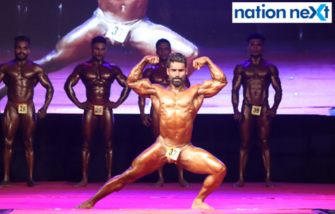 Bodybuilders across Vidarbha flaunted their chiseled bodies at Mayor's Cup Vidarbha-level Bodybuilding Championship in Nagpur.