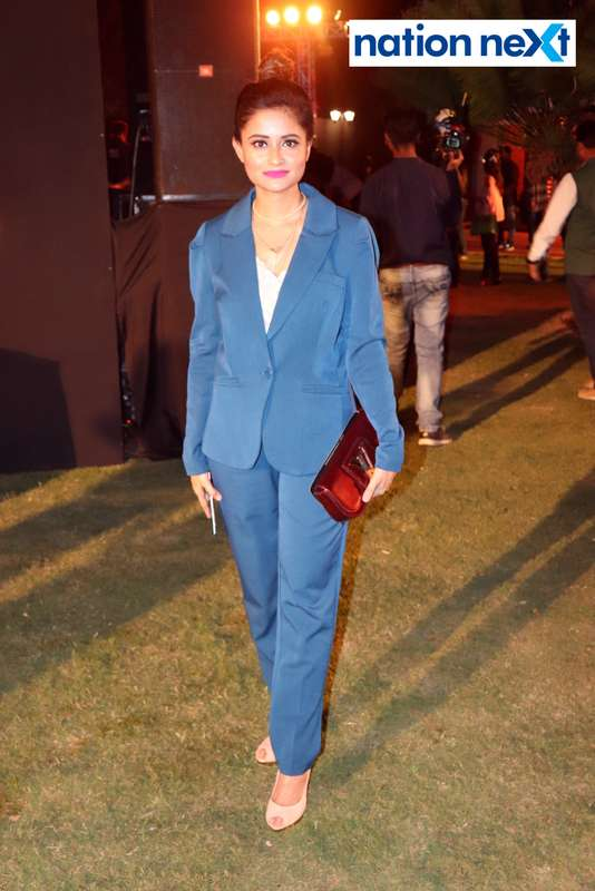 Priyanka Jaiswal at Blenders Pride Magical Nights held at CP Club in Nagpur