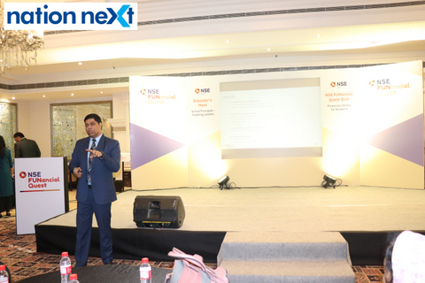 The National Stock Exchange (NSE) recently conducted - Educators Meet - an interactive personalised finance session, which was attended by industry experts.