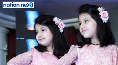 Kids bowled over audience with their innocent charm at Darlings of Nagpur – a beauty pageant organised in association with Nation Next as media partner.