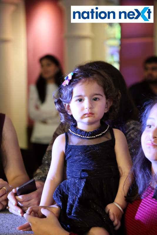Risha Methai at Darlings of Nagpur contest held at Hotel Tuli Imperial